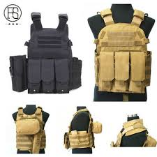 <b>Tactical 6094 Vest CS</b> Paintball Airsoft Army Training <b>Combat</b> ...