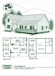 Log cabin kits  Log home floor plans and Cabin kits on Pinterest