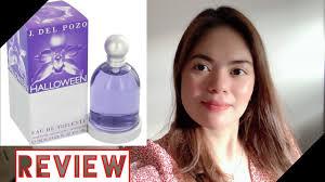 <b>J. Del Pozo HALLOWEEN</b> perfume Review #halloweenperfume ...