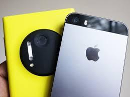 Камеры в iPhone 5S и Nokia Lumia 1020 отстают от зеркальных ...