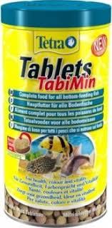 Купить <b>корм Tetra TABLETS TABIMIN</b> для сомов с доставкой по ...