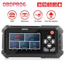 <b>OBDPROG M500 OBD2</b> Scanner Professional Mileage Odometer ...
