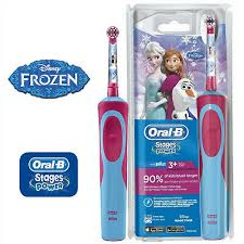 <b>Oral</b>-<b>B Vitality</b> Stages Power Electric Rechargeable Toothbrush ...