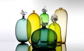 art glass decor design off centre glass art  x