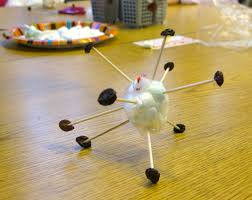 the joy of chemistry acirc a unit in photos scholastic an edible atom