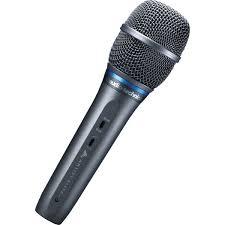 Вокальный <b>микрофон Audio</b>-<b>Technica</b> AE5400
