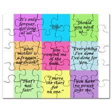 Jigsaw Puzzle Quotes. QuotesGram