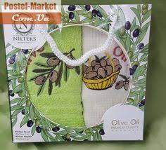 <b>Набор кухонных полотенец</b> Olive 2 пр. Nilteks | для дома и кухни