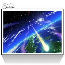 <b>5D</b> Diamond Painting Meteor Stitch – Inlovearts