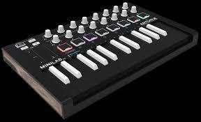 <b>Arturia MiniLab</b> MkII Inverted – ограниченное издание <b>MIDI</b> ...