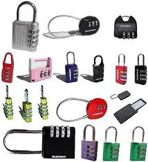 <b>Security 4 Digit</b> Combination <b>Security</b> Padlock Luggage Lock Travel ...
