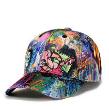 <b>2019 Spring</b> Summer <b>Autumn</b> Graffiti Baseball Cap Men Women ...