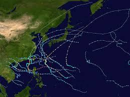 saison cyclonique 2010 dans l'océan Pacifique nord-ouest