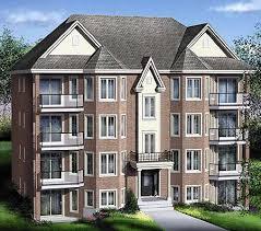 Multi Family House Plans   e ARCHITECTURAL designPlan W PM