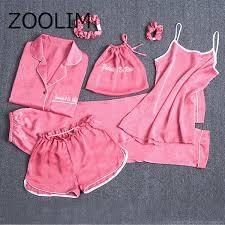<b>ZOOLIM</b> 2018 Autumn Winter Pink 7 Pieces Elegant <b>Women</b> ...