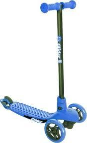 <b>Самокат</b> детский <b>Yvolution Glider Air</b>, 100809, синий