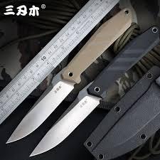 <b>SANRENMU</b>, новинка 2019, <b>S758</b>, фиксированный <b>нож</b> 8cr13mov ...