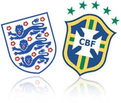 Live football streaming: Watch England v Brazil (International friendly)