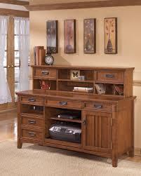 home office desk ashley furniture cross island home office desk hutch short alymere home office desk