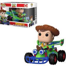 <b>Фигурка Funko POP</b>! <b>Rides</b> Disney Toy Story Woody w/ RC | mayak