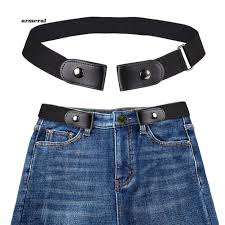 <b>Hot</b> sale_Creative Men Women Invisible <b>Buckle</b> Faux Leather ...
