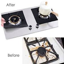 Stove Burner Covers - <b>Gas Stove</b> Protecto- Buy Online in Jamaica at ...