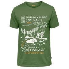 <b>Fjällräven Classic</b> US <b>T</b>-<b>Shirt</b>, артикул: 81945. Цена, купить ...