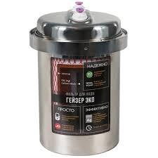 <b>Фильтр</b> для воды <b>Гейзер ЭКО</b>