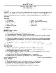 Breakupus Fascinating Resume Examples Best Update Simple Completed      Job Resume Objective Examples  resume objective example for any       job objectives