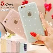 Phone Cases for iPhone 5 5S SE 6 6S 6Plus 6sPlus 7 Plus Candy ...