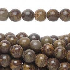 <b>Chrysanthemum Stone Beads</b> - Fire Mountain Gems and <b>Beads</b>