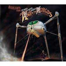 Highlights from <b>Jeff Wayne's</b> Musical Version of The War of The Worlds