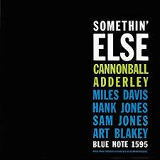 <b>Cannonball Adderley</b> - <b>Somethin</b>' Else (RVG Edition) - Amazon.com ...