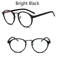 BuyWorld Anewish <b>Fashion</b> Retro Round <b>Eyeglasses Frame Men</b> ...
