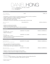 resume format and get  seangarrette coresume format