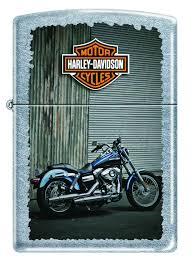 <b>Зажигалка ZIPPO 207 Harley Bikes</b>