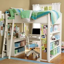 white loft bed girls teen bedroom ideas bed girls teenage bedroom