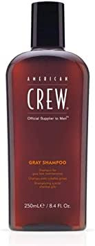 <b>American Crew</b> Men <b>Classic Gray</b> Shampoo (optimal Maintenance ...