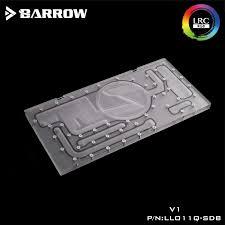 <b>Barrow Acrylic Board</b> as Water Channel use for LIAN LI O11 ...