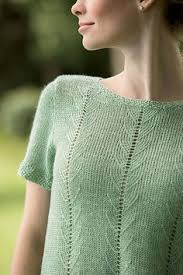 Ravelry: Belgravia Tee pattern by Robin Melanson (With images ...