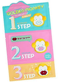 [Holika <b>Holika</b>] <b>Golden Monkey Glamour</b> Lip 3-Step Kit: Amazon.ca ...