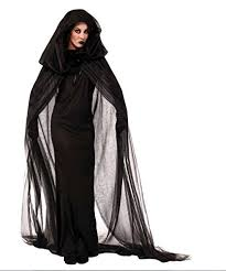 <b>Halloween Witch Costumes Cosplay</b> Cloak H- Buy Online in Brunei ...