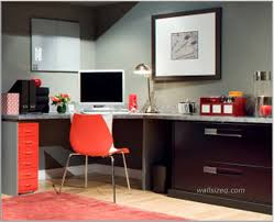 home office interior blended with old and new furniture design awesome modern how to design awesome build home office