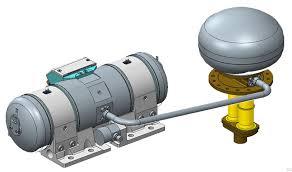 <b>MINI thermal</b> mechanical <b>unit</b> compressor and cold head ...