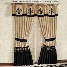 room curtains catalog luxury designs: onyx empire tailored curtain pair our design