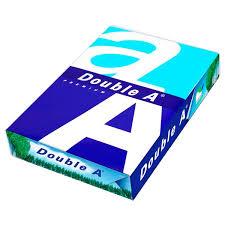Офисная <b>бумага</b> А4 <b>Double A</b> 500 листов, 80г/м2, белизна 175%CIE