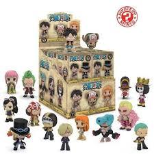Купить <b>фигурку</b> «<b>Фигурка</b> Funko Mystery Minis:: One Piece: <b>12PC</b> ...