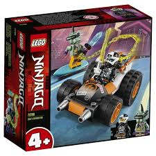 Лего <b>Конструктор LEGO Ninjago Скоростной</b> автомобиль Коула ...