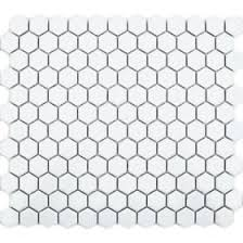 gloss white wall x tiles