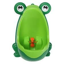 Bathroom <b>Portable</b> Frog <b>Potty Toilet Urinal</b> Training for <b>Children</b> ...